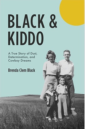 Black & Kiddo, by Brenda Black